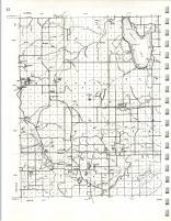 Map Image 021, Alcona County 1974